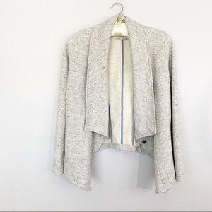 ANTHROPOLOGIE SATURDAY SUNDAY Shawl Collar Jacket